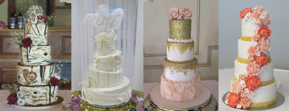 Fancy That Cake Wedding Cakes