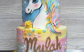 Birthday Cakes ⋆ Fancy That Cake Custom Cakery Wedding